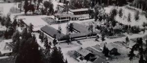 Lagom till vårterminen 1968 stod den nya låg- och mellanstadieskolan i Valskog färdig att tas i bruk. Den nya skolan döptes till Björskogsskolan till skillnad från den gamla skolan vid kyrkan som haft namnet Björskogs Skola.