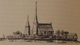 Björskogs kyrka i gammal stil