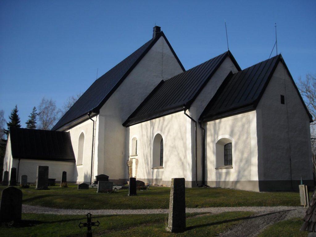 Torpa kyrka Kungsör